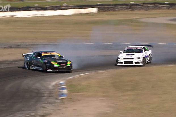 D1NZ  Round 5  Mike Pero Motorsport Park  Part 2