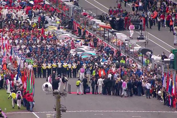 FIA World Endurance Championship 2016  Round 3 Le Mans