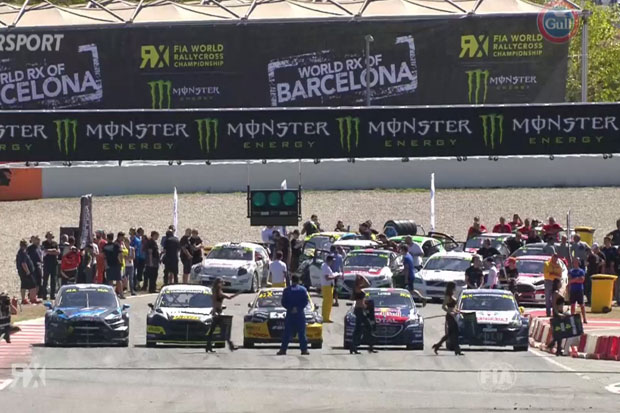 2016 FIA World Rallycross Championship - Round 9: Spain