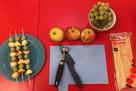 Homemade Table Tennis Snacks!