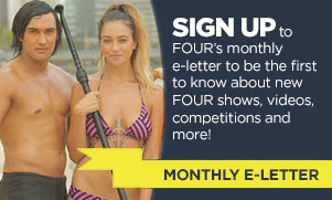 Sign up to FOUR's Eletter