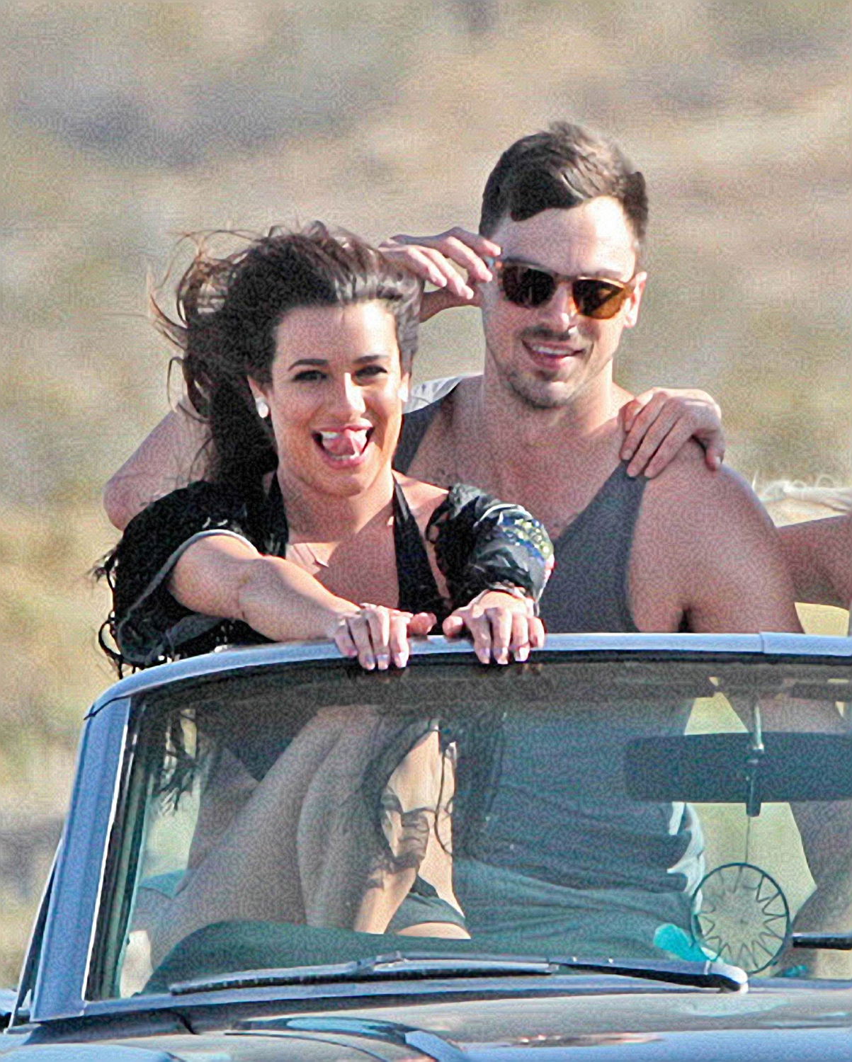Lea And New Man