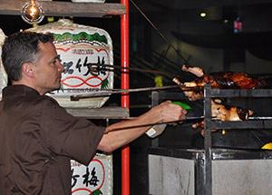 Masu Robata Style Japanese Cooking