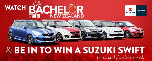 Win a Suzuki