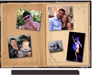 Alice and Caleb's Photo Album