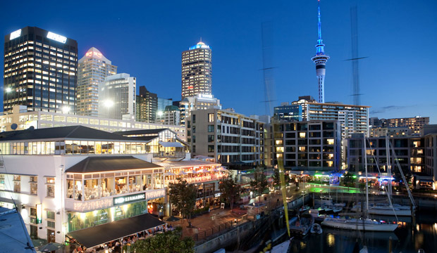 Auckland, The Great Food Race