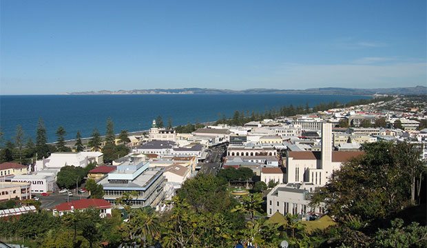 Napier, The Great Food Race