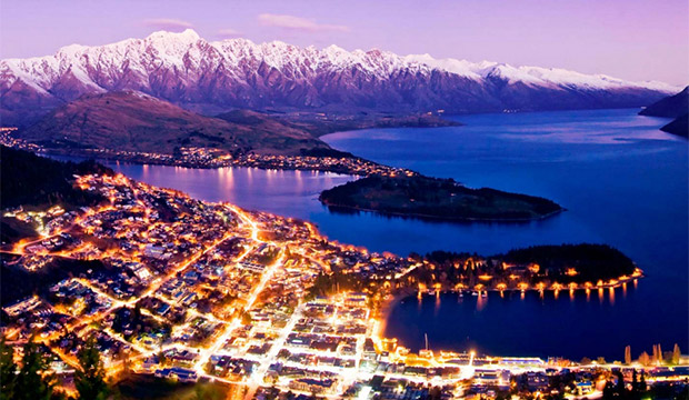 Queenstown, The Great Food Race