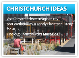 Find out Christchurch's Must Dos