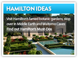 Find out Hamilton's Must Dos