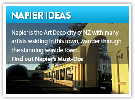 Find out Napier's Must Dos