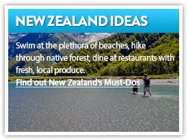 Find out New Zealand's Must Dos for travellers and residents alike!