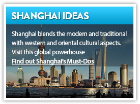 Heading to Shanghai? Here are our Must-Dos!