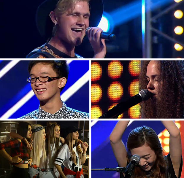 Which was your favourite X Factor Australia performance?